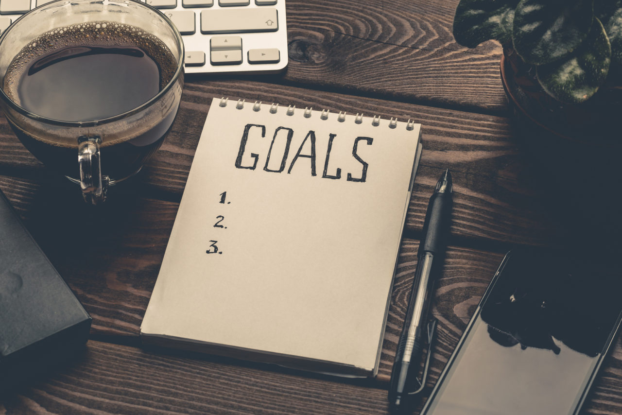 A Thought on Setting Goals